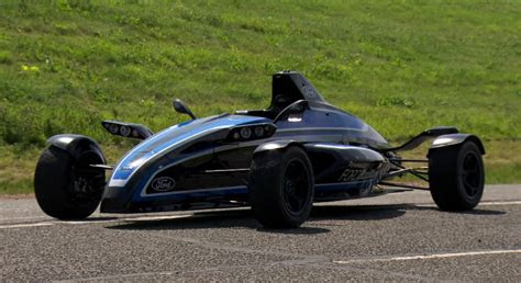 ford build  street legal challenger   ariel atom