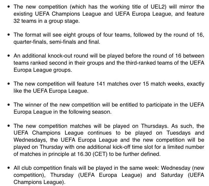 Champions League Groups 2021/22