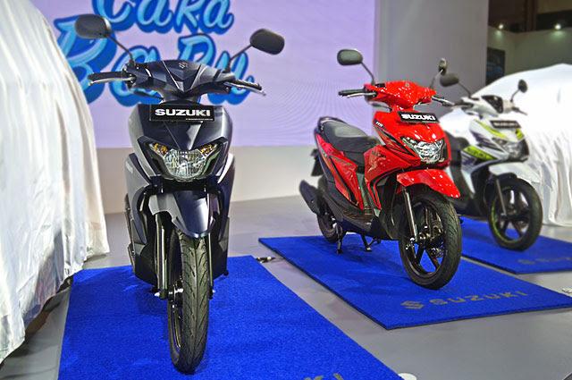 Bung masih ingat dengan motor pemecah rekor hemat materi bakar Suzuki Nex Oke Bung, Sah Sudah Kalau Suzuki Nex Makin Gagah