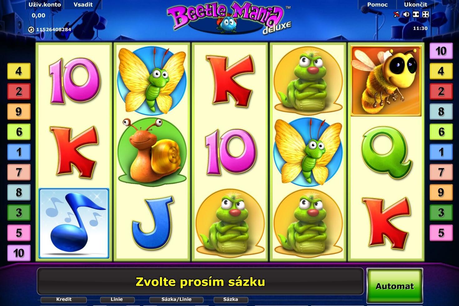 Sizzling Games Zdarma