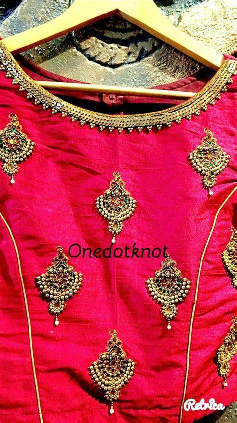 Pin by Rashmi Devaraj on Dress   Blouse designs, Bridal