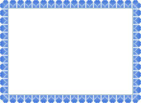 20 Printable Certificate Borders   Blank Certificates