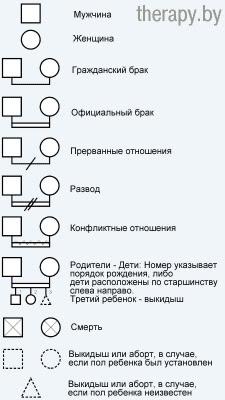 Картинки по запросу генограмма семьи