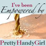 Pretty Handy Girl Blog