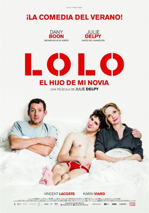 Lolo, el hijo de mi novia : Cartel