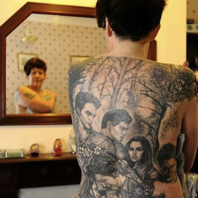30 Marvelous Old People With Tattoos - No Regrets[2019]
