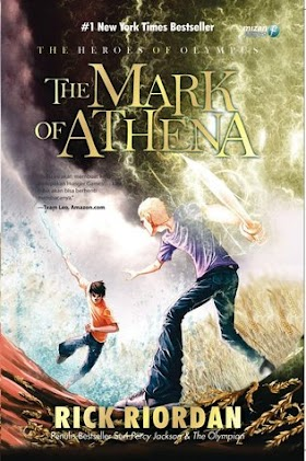 The Mark of Athena (Reread) Review