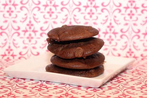 chocolate buttermilk cookies