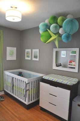 Baby Boy Nursery Themes - Baby Boy Nursery Ideas, Bedding and Decor