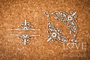 Tekturka - Narożniki i ornamenty Beniamin