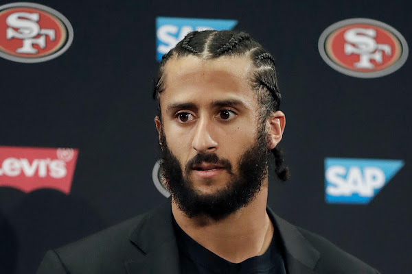 84a539a35cfb EA Sports apologizes after editing Colin Kaepernick s name out of a song in   Madden 19