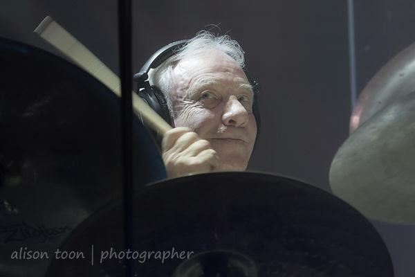 Ian Mosley, drums, Marillion