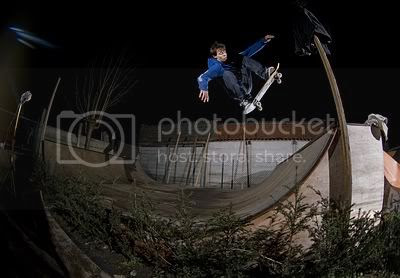 tille ollie to fakie
