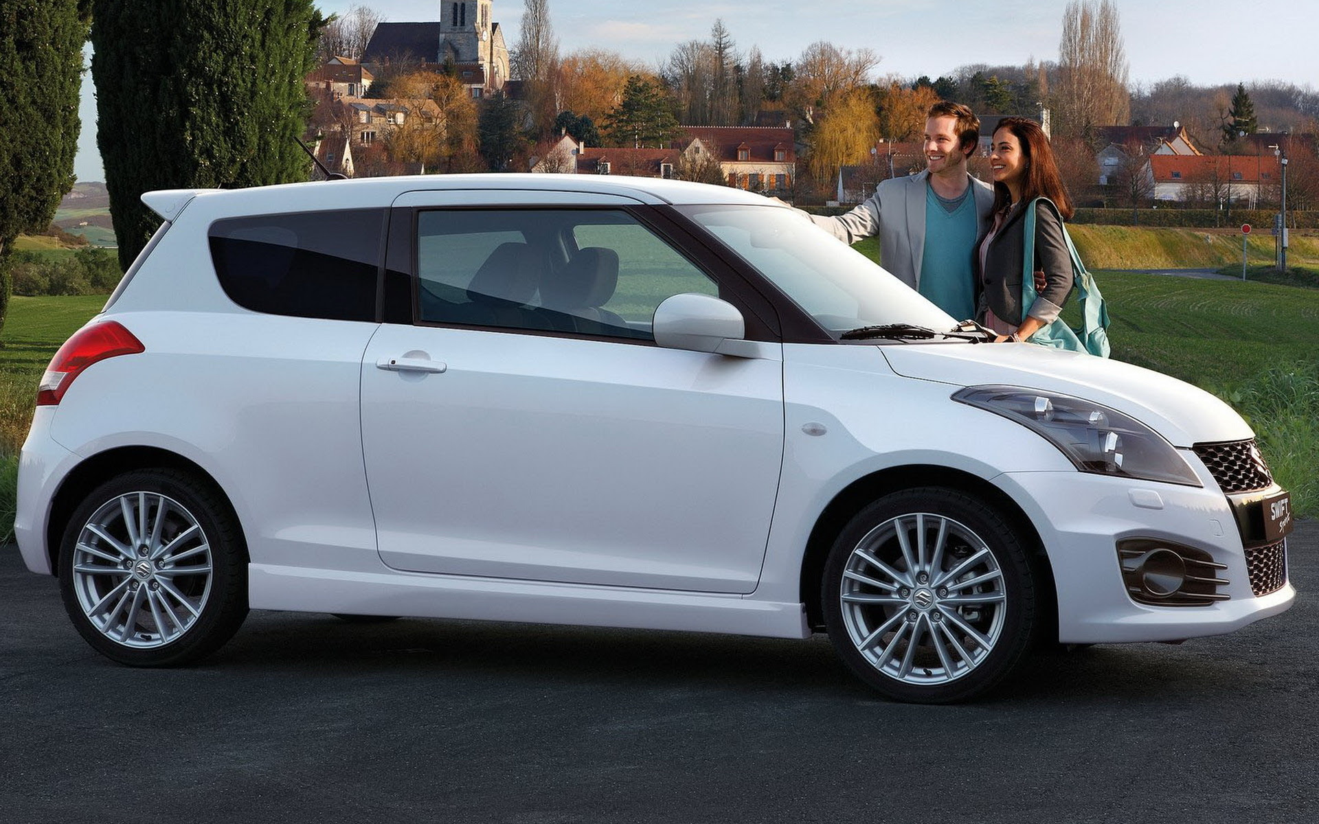 Suzuki-Swift Sport wallpapers and images