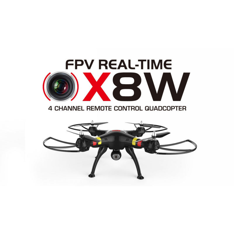 Syma X8W Quadcopter