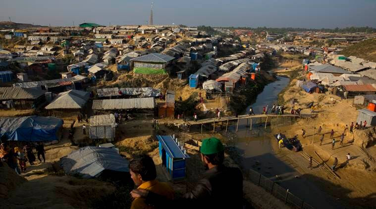 Bangladesh, Rohingya, Rohingya repatriation, Bangladesh refugee camp, world news, Indian express news