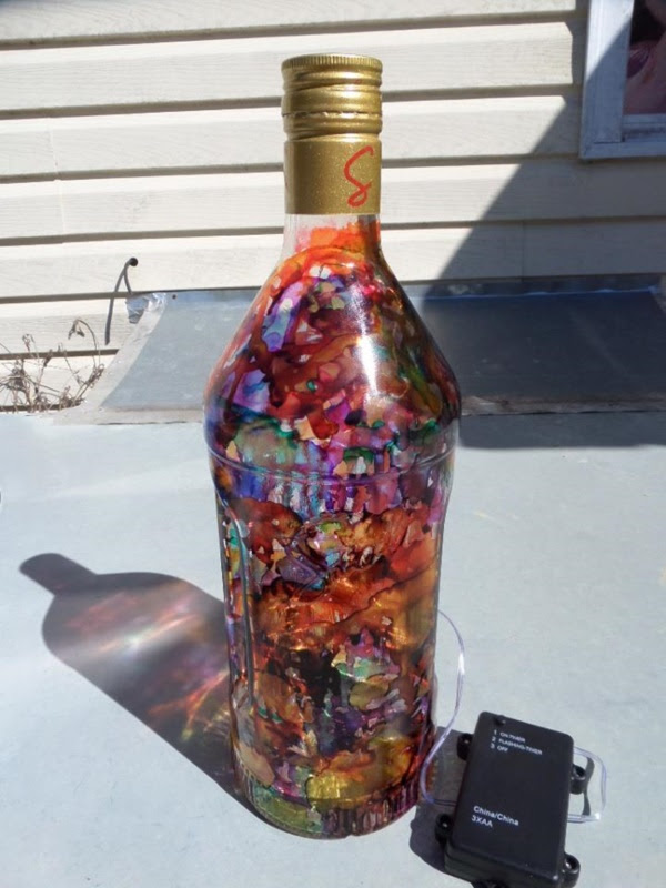 Original Alcohol Ink On Glass Examples7