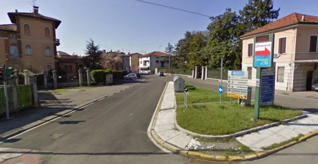 Quiet town of Bagnolo Mella: An online poll in the local Brescia newspaper asked readers what their opinion was and the majority, 46%, said that women should be 'asking themselves why their partners prefer Laura to them'