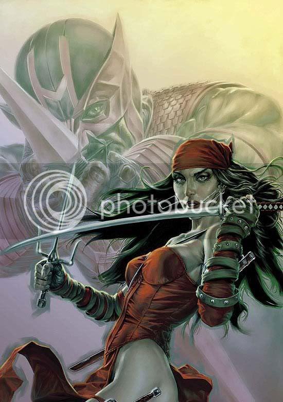 Elektra: Reinado Sombrio