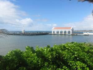 Muelle de desembarque