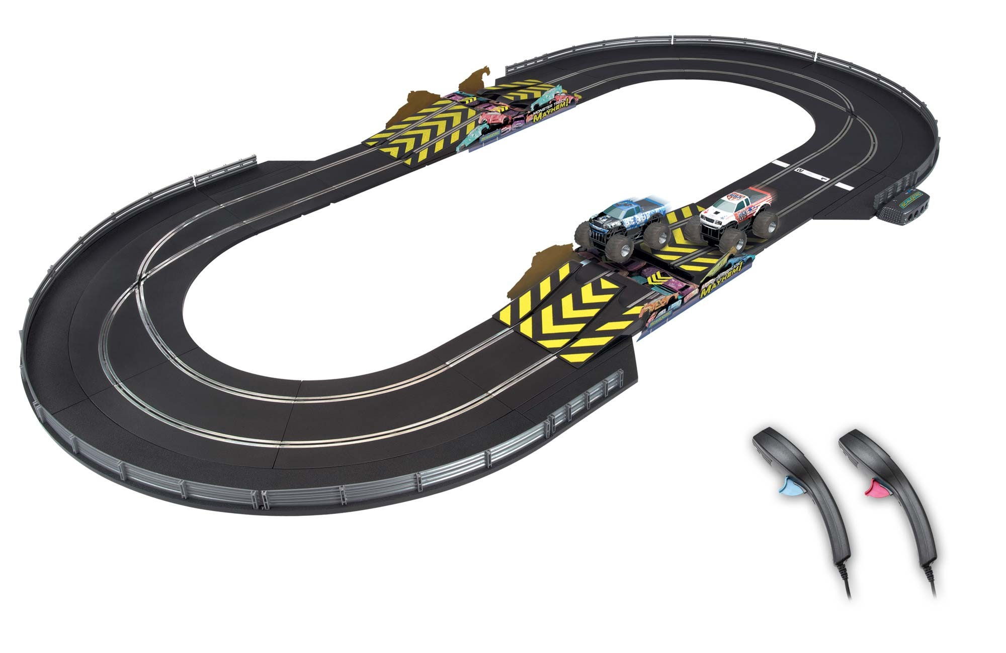 Slot track race sets