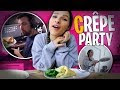 Crepe Party Idee Recette