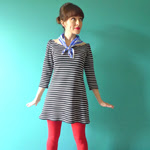 Breton Tunic Dress