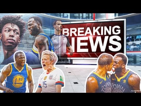 Warriors' Draymond Green sheds light on argument With Kevin Durant, Mega...