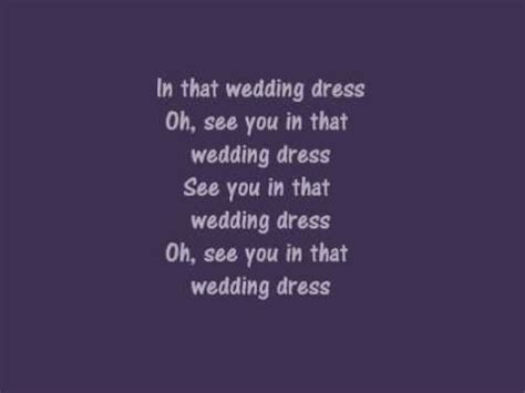 Wedding Dress (English Version)   J Reyes and Tommy C with