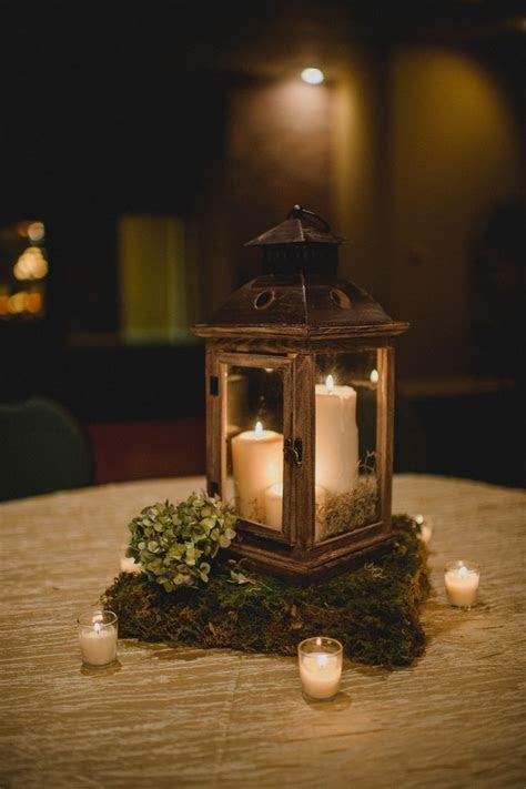 Best 20  Rustic lantern centerpieces ideas on Pinterest