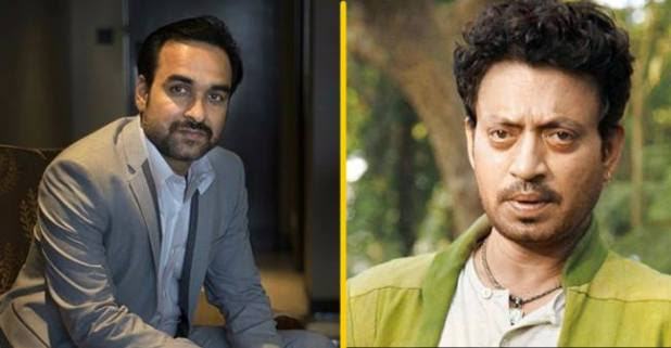 Pankaj Tripathi agreed on Irrfan Khan that the Angrezi Medium is completely out of love for him