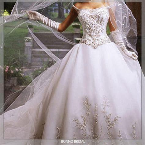 Wedding Dress Top   Wedding Gown