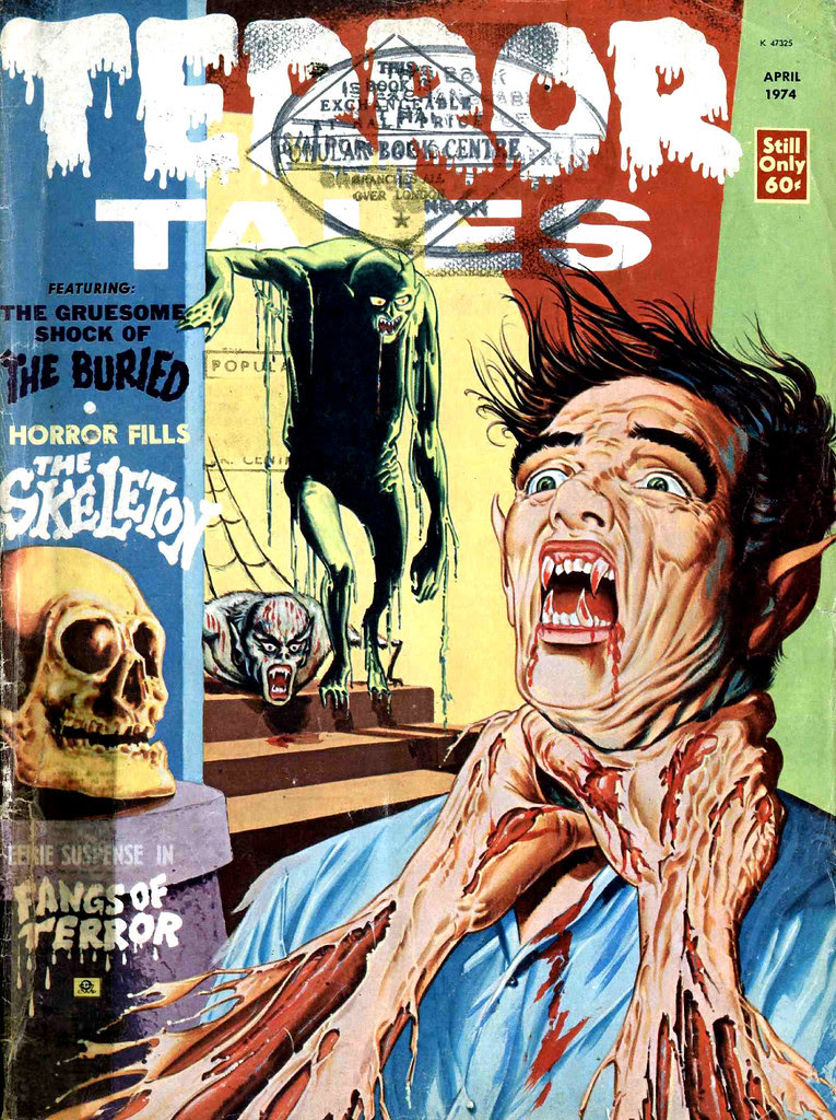 Terror Tales Vol. 06 #2 (Eerie Publications, 1974)