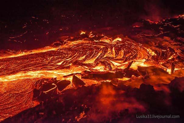 Φωτογραφίες από την καρδιά ενός ηφαιστείου που εκρήγνυται (19)