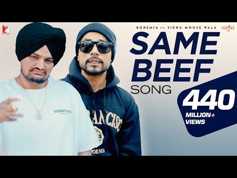 Same beef Lyrics in punjabi & Hindi |Sidhu Moose wala all songs download