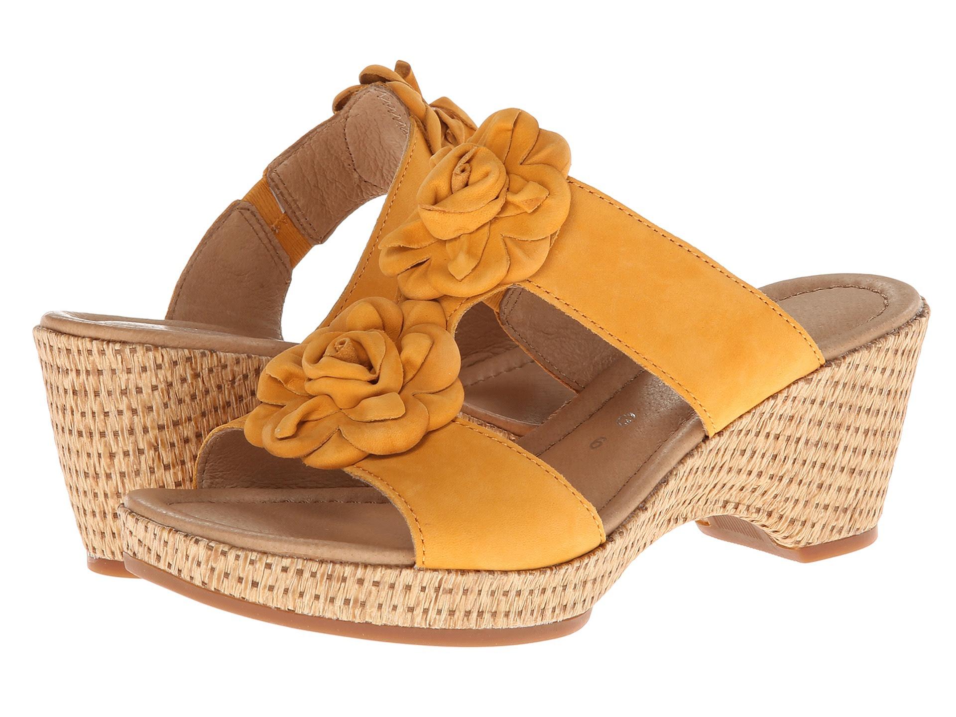 Zappos Gabor Shoes ~ Italian Sandals
