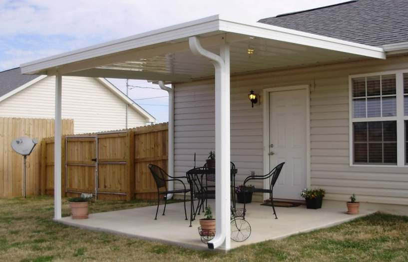 Awnings Carports Covers Walkways Hathcock Home Services