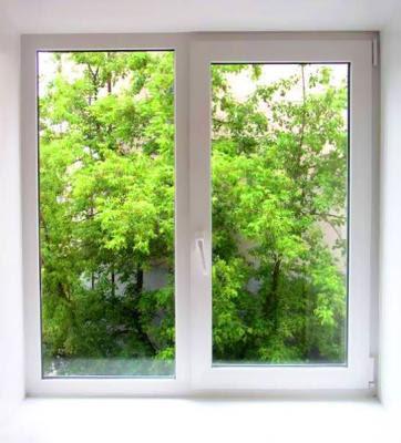 Пластиковые окна - Прекрасный вид из пластикового окна