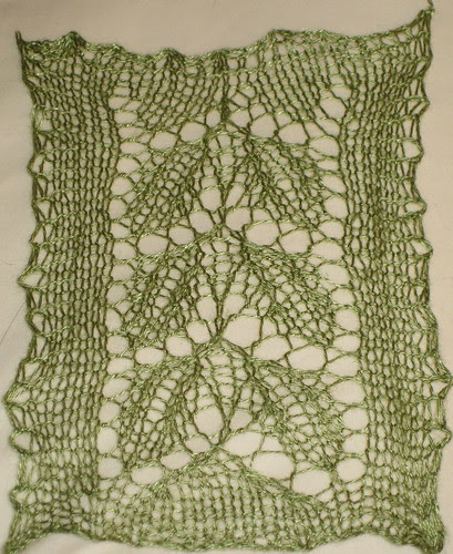 Forest Path Swatch