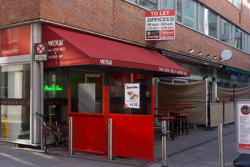 Wokin - Noodle Bar by infomatique