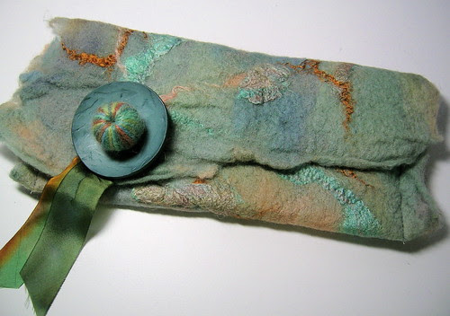 Felted Clutch Bags