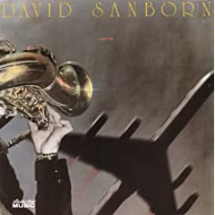 David Sanborn Taking Off cover