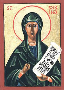 Image of St. Sabina