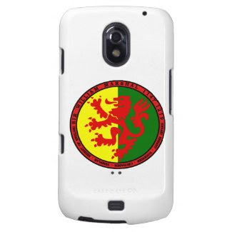 William Marshal Product Galaxy Nexus Case