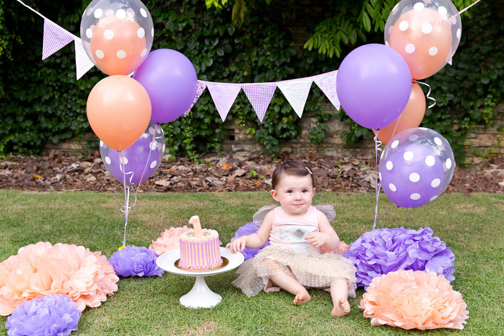 5 Tips For A Great Cake Smash Photography For Your One Year Old