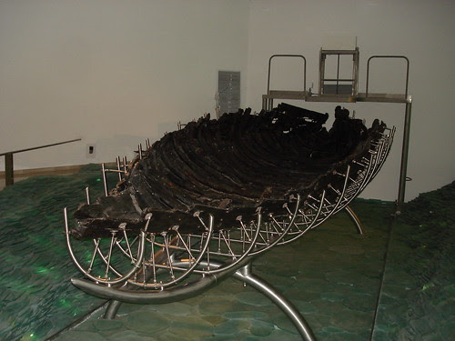 Ancient boat 4