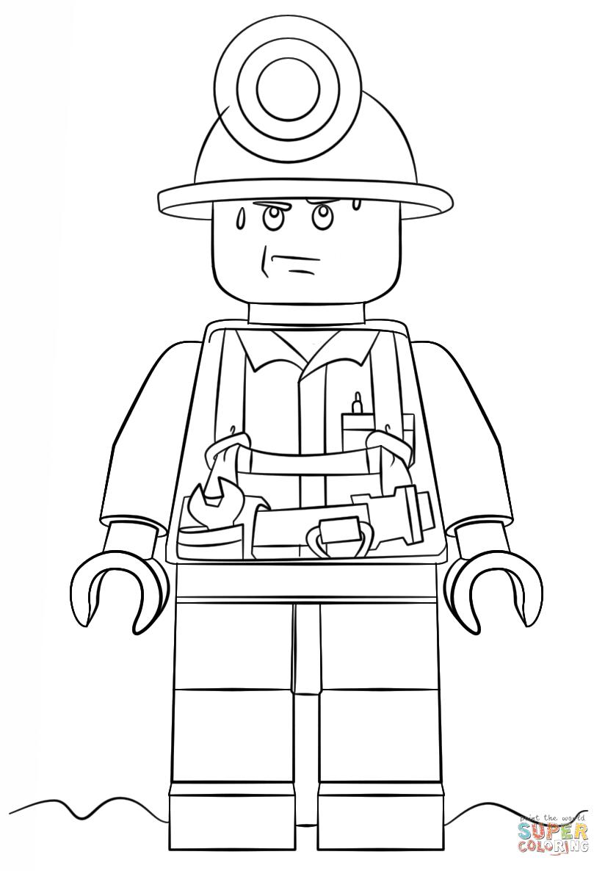 Kleurplaten Lego Brandweer.Nieuw Kleurplaat Lego City Politie Krijg Duizenden Kleurenfoto S