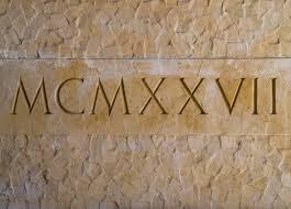 De Dónde Salieron Los Números Romanos Ciencia Histórica