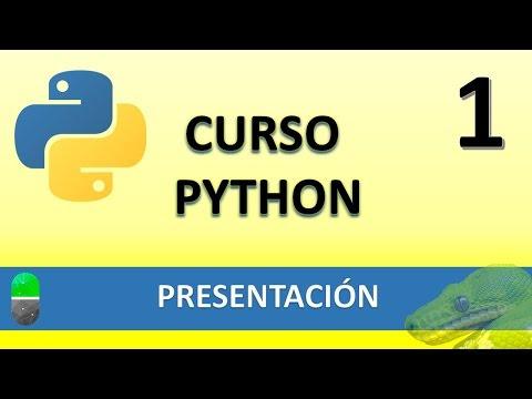 Curso Python 1