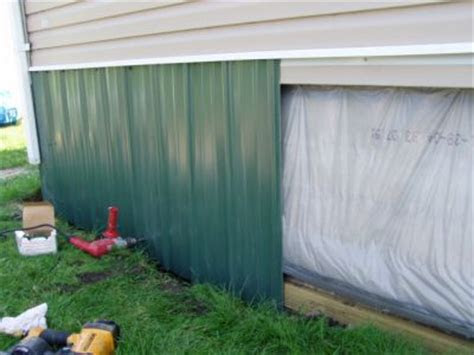 insulating skirting mobilehomerepaircom